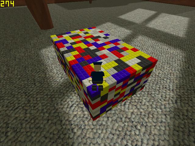 1200 bricks in blockland 274 frames per second sciox Images