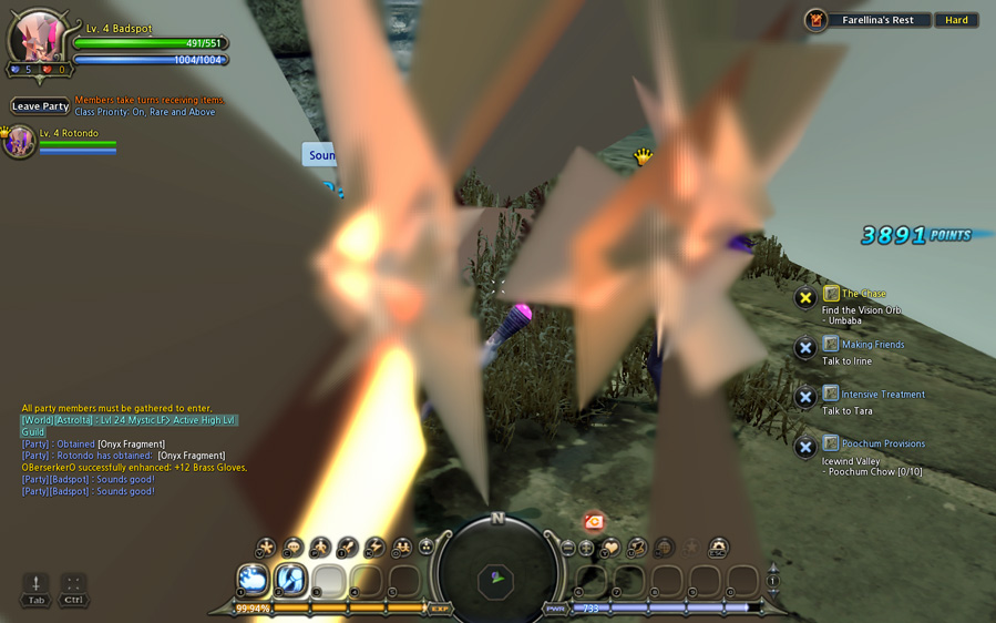 Dragon Nest Polygon Barf