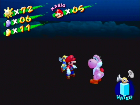 Super Mario Sunshine Out Of Map 02