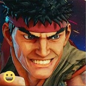 faceapp Street Fighter Ryu 3