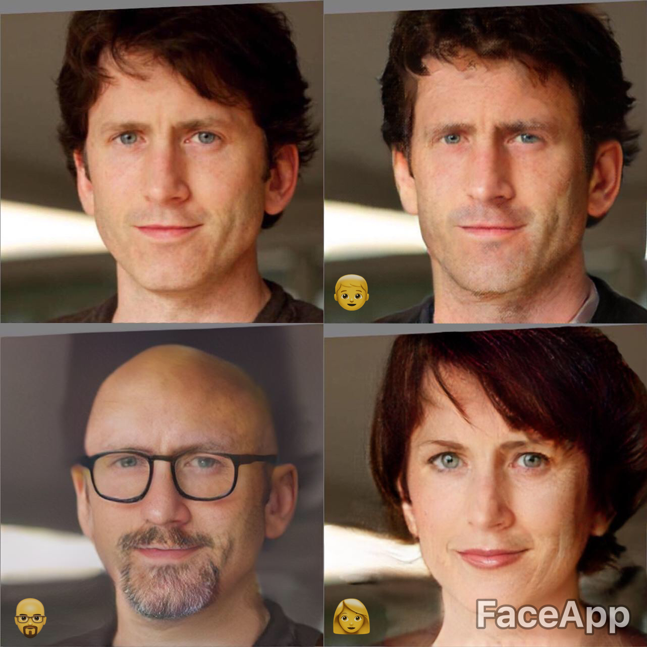 faceapp Todd Howard 2