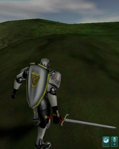 Tribes 2 Sword and Shield