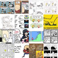 Web Comic Collection